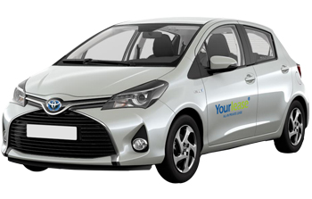 toyota yaris 1 5 hybrid lease limited automaat. Black Bedroom Furniture Sets. Home Design Ideas