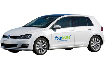 Volkswagen Golf Shortlease Private Lease