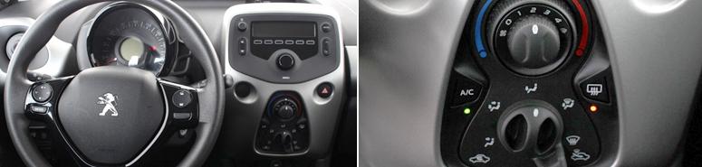Peugeot 108 1.0 e-VTi Active private lease