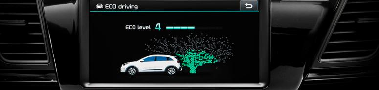 Kia Niro 1.6GDi Hybrid First Edition private lease
