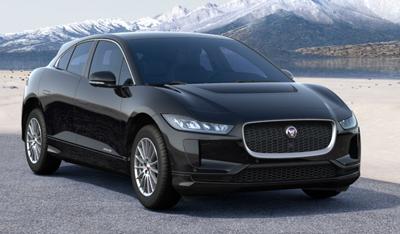 Lease De Jaguar I Pace Volledig Elektrische 4wd Automaat