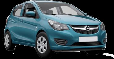 Opel KARL business lease