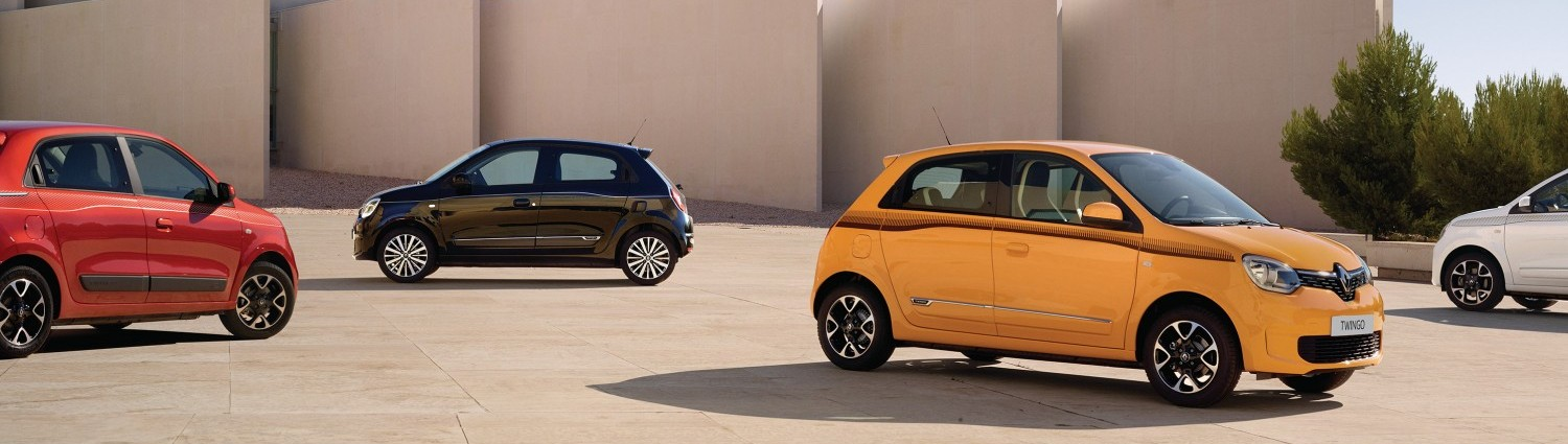 Renault Twingo private lease