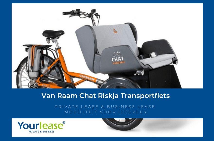 Van Raam Chat Riskja Transportfiets
