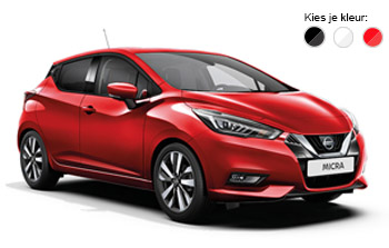 Nissan Micra private lease kopie