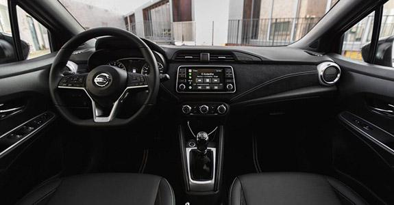 Nissan micra interieurkopie