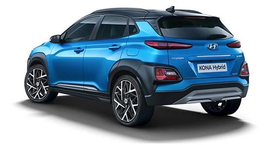 Hyundai KONA hybrid ac