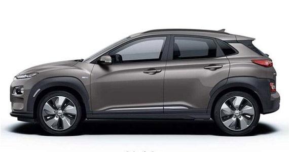 Hyundai KONA Zk