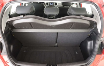 Hyundai i10 kofferbak