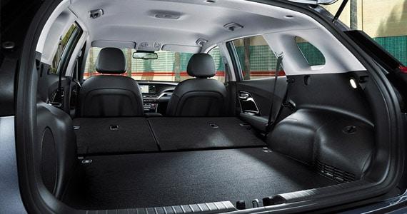 Kia Niro Hybrid kofferbak