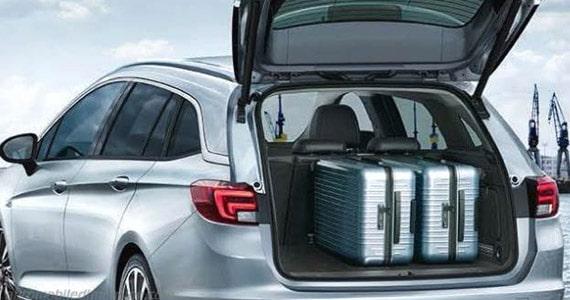 Opel Astra Sports Tourer kofferbak