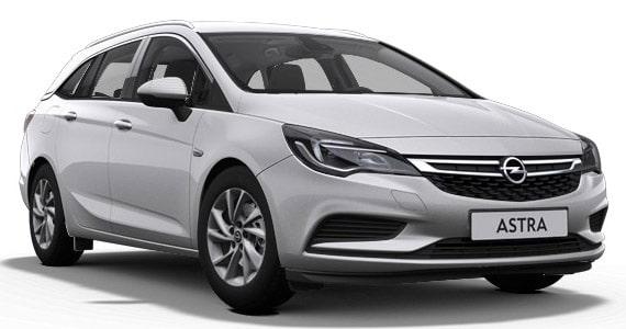 Opel Astra Sports Tourer vk