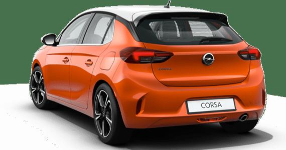 Opel Corsa e a