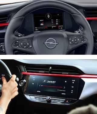 Opel Corsa technologiekopie