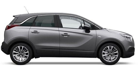 Opel Crossland X Zk