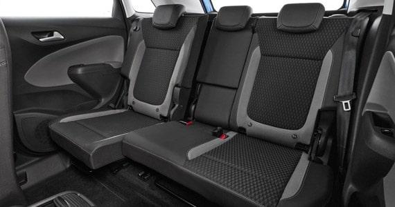 Opel Crossland X interieur