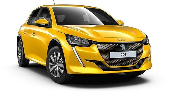 Peugeot 208 vk