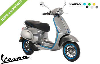 Vespa electtrica
