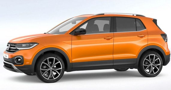 Volkswagen T Cross ZK