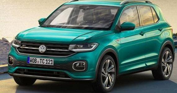 Volkswagen T Cross sfeer
