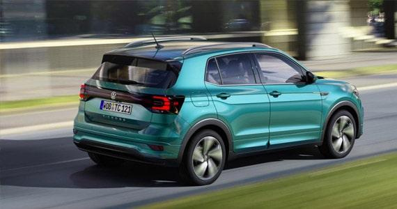 Volkswagen T Cross sfeerkopie