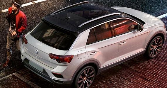 Volkswagen T Roc sfeer