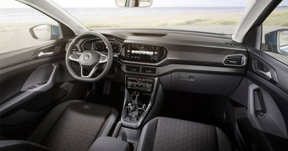 Volskwagen T cross interieur