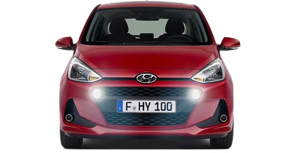 Hyundai i10 private lease yourlease VK