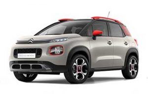 Private lease Citroën C3 Aircross Feel Yourlease