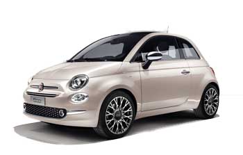 Private lease Fiat 500 Star Yourlease