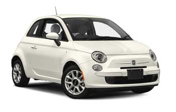Private lease Fiat 500 TwinAir Turbo Young Yourlease