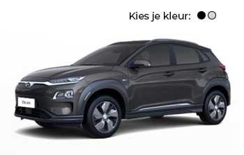 Private lease Hyundai KONA Yourlease