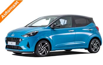 Private lease Hyundai i10 Automaat Yourlease