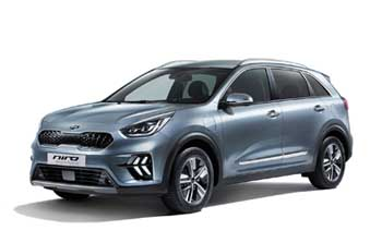 Private lease Kia Niro Hybrid Yourlease