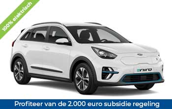 Private lease Kia e Niro Yourlease