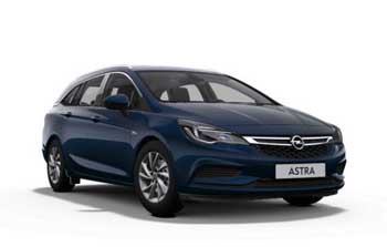 Private lease Opel Astra Sport tourer Yourlease