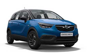 Private lease Opel Crossland X 1.2 Turbo Yourlease