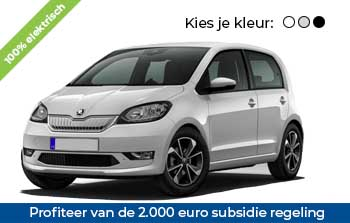 Private lease Skoda Citigo E iV Yourleasekopie