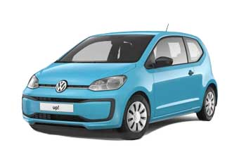 Private lease Volkswagen Move Up Yourlease