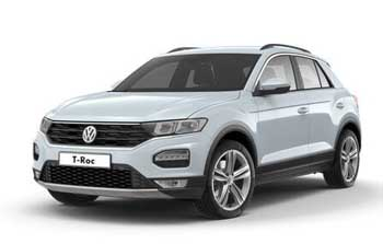 Private lease Volkswagen T Roc Yourlease