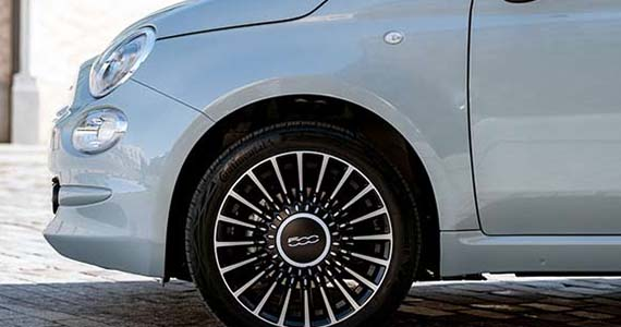 FIAT 500 Hybrid lmv