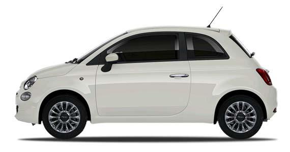 Fiat 500 flexibel goedkoop tweedehands fiat 500 leasen