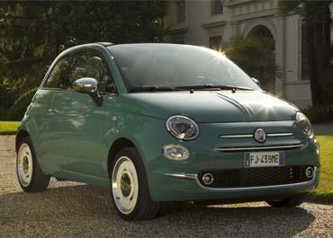 Fiat 500 popstar private lease voordelig
