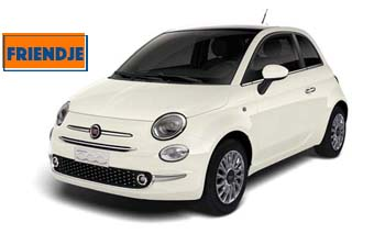 Fiat 500 private lease goedkoop tweedehands yourlease