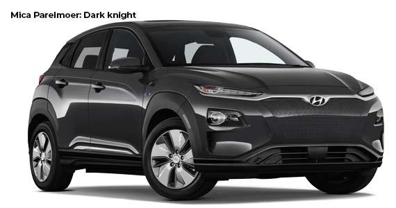 Hyundai Kona electric vk