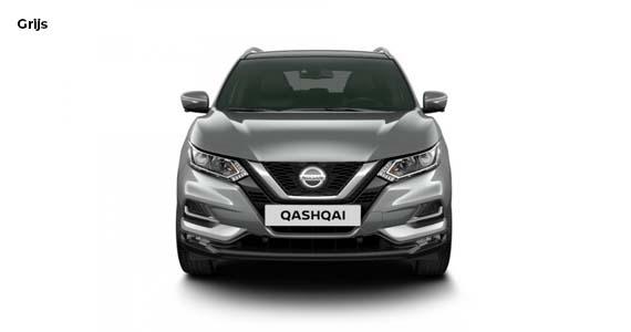 Nissan Qashqai 1.3 DIG T N Tec grijs vkkopie