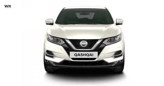 Nissan Qashqai 1.3 DIG T N Tec wit vk