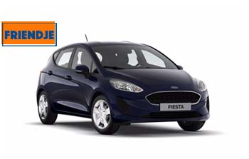 Private lease ford fiesta trend occasion goedkoop