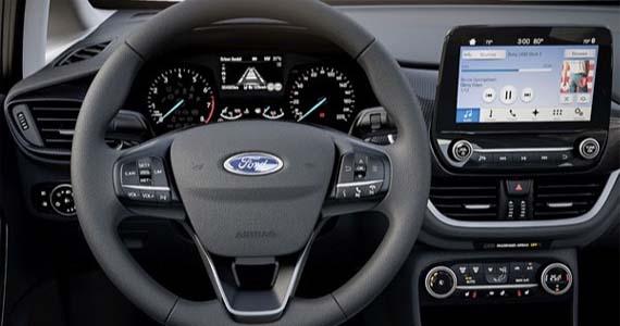 Private lease goedkope Ford Fiesta incl. navigatie
