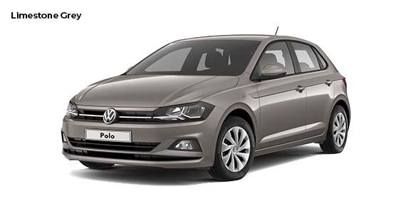 Volkswagen Polo 1.0 Edition LimeStone Grey